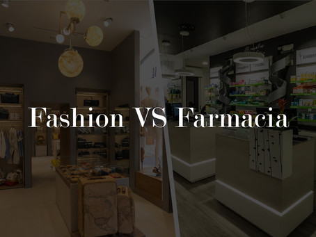 Blog03: Fashion VS Farmacia