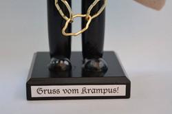 Gruss vom Krampus (detail)