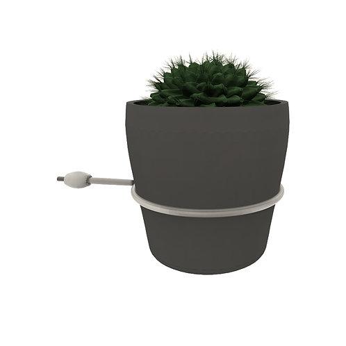 GreenUp - Vaso Eco grigio