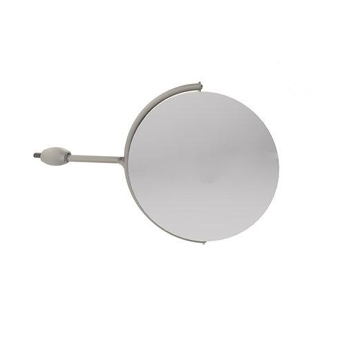 GreenUp - Specchio rotondo diametro 15cm