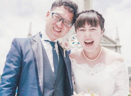 これまで様々な場所でいろいろな結婚式を