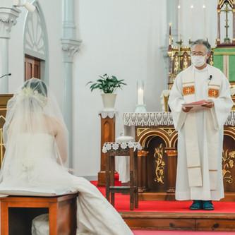 結婚したいなー!