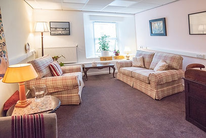 Therapy room at Alston House