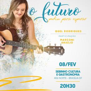 Pocket Show com Quel Rodrigues 08/02