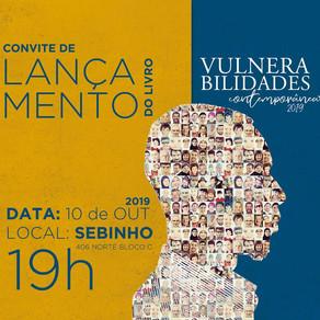 Lançamento - Vulnerabilidades Contemporâneas - 10 de Outubro, 19h