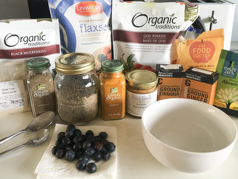 Beautiful Skin From Within: How to Turn Simple Breakfast Oats into Anti-ageing Skin-Food