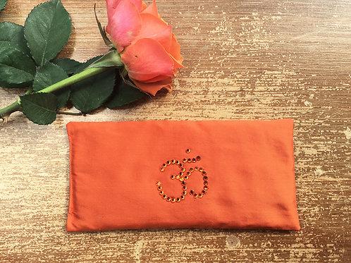 Orange Ohm Aromatherapy Eye Pillow