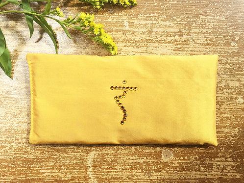Solar Plexis Chakra Aromatherapy Eye Pillow