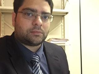 """Entrevista sobre """"Improbidade Administrativa"""" com o Promotor de Justiça Eduardo Fiorito"""