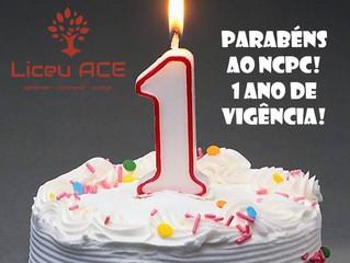 1 ano do CPC