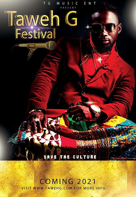Taweh G festival