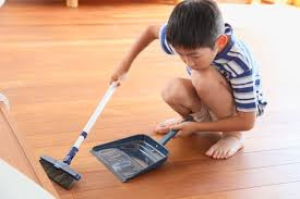 'It's all about me, me, me!' Why children are spending less time doing household chores