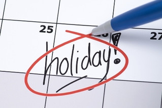 Glad for the school holidays?