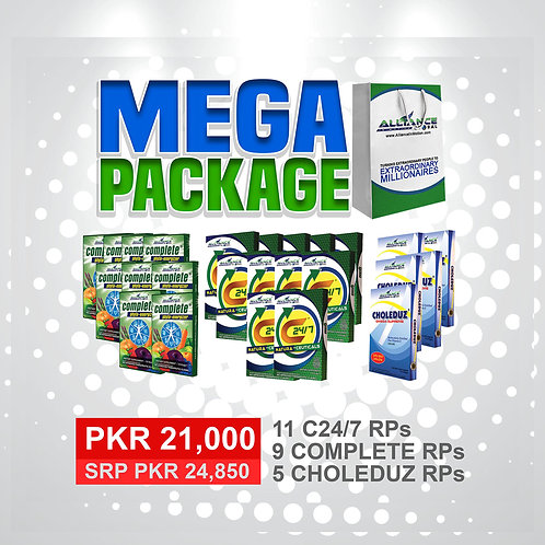 Mega Package (DP)
