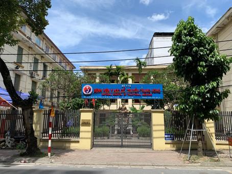 Stage pratique à Hanoï (Vietnam)
