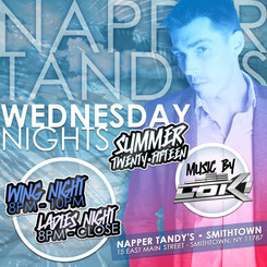 Napper Tandy's Wednesday Wing Night