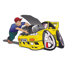 FIK Motorsports 240SX