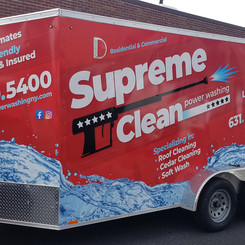 Supreme Clean Power Washing