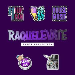 RaquElevate Emotes Collection