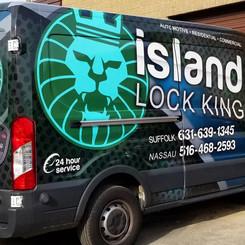 Island Lock King