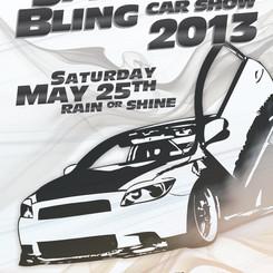 Spring Bling Car Show 2013