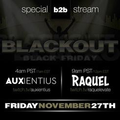 Blackout Black Friday B2B Stream