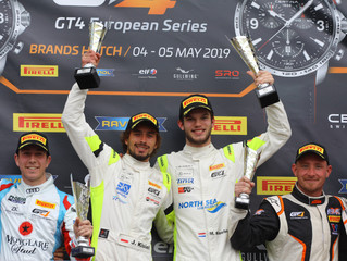 Max Koebolt claims maiden GT4 European Series season win