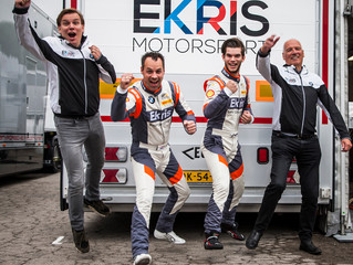 AFTER NORTHERN CUP WIN, EKRIS MOTORSPORT ALSO SEALS OVERALL GT4 EUROPEAN SERIES TITLE