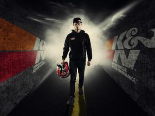 European GT4 champion Max Koebolt becomes ambassador for K&N Filters