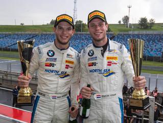 First season win and championship lead for Max Koebolt and Simon Knap