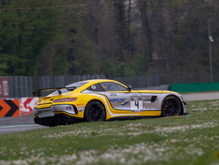 A strong season start for Max Koebolt in GT4 European Series