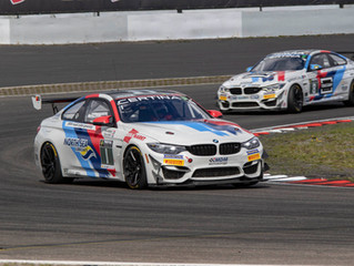 """In spite of heartbreak in finale, Max Koebolt and Simon Knap """"absolutely happy"""" after strong GT4 sea"""