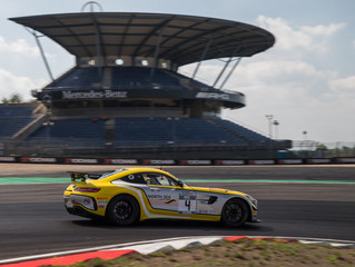 Max Koebolt tied on top of final GT4 European Series points' standings