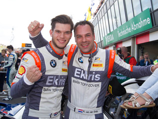 A reward for the efforts: Ekris Motorsport wins GT4 European Series Northern Cup title in front of h