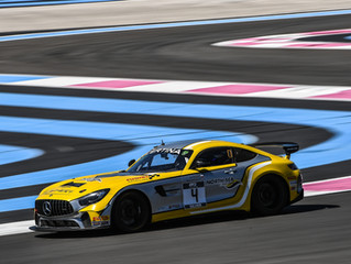 Another podium finish for Max Koebolt in GT4 European Series