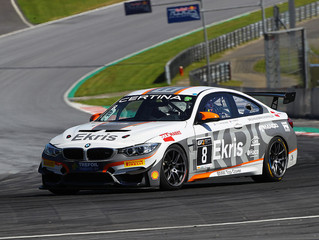 HALFTIME LEAD FOR EKRIS MOTORSPORT AFTER A PAIR OF WINS IN AUSTRIA