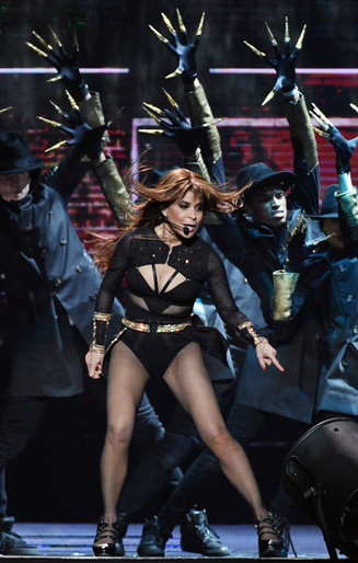 Paula+Abdul+Total+Package+Tour+New+Kids+