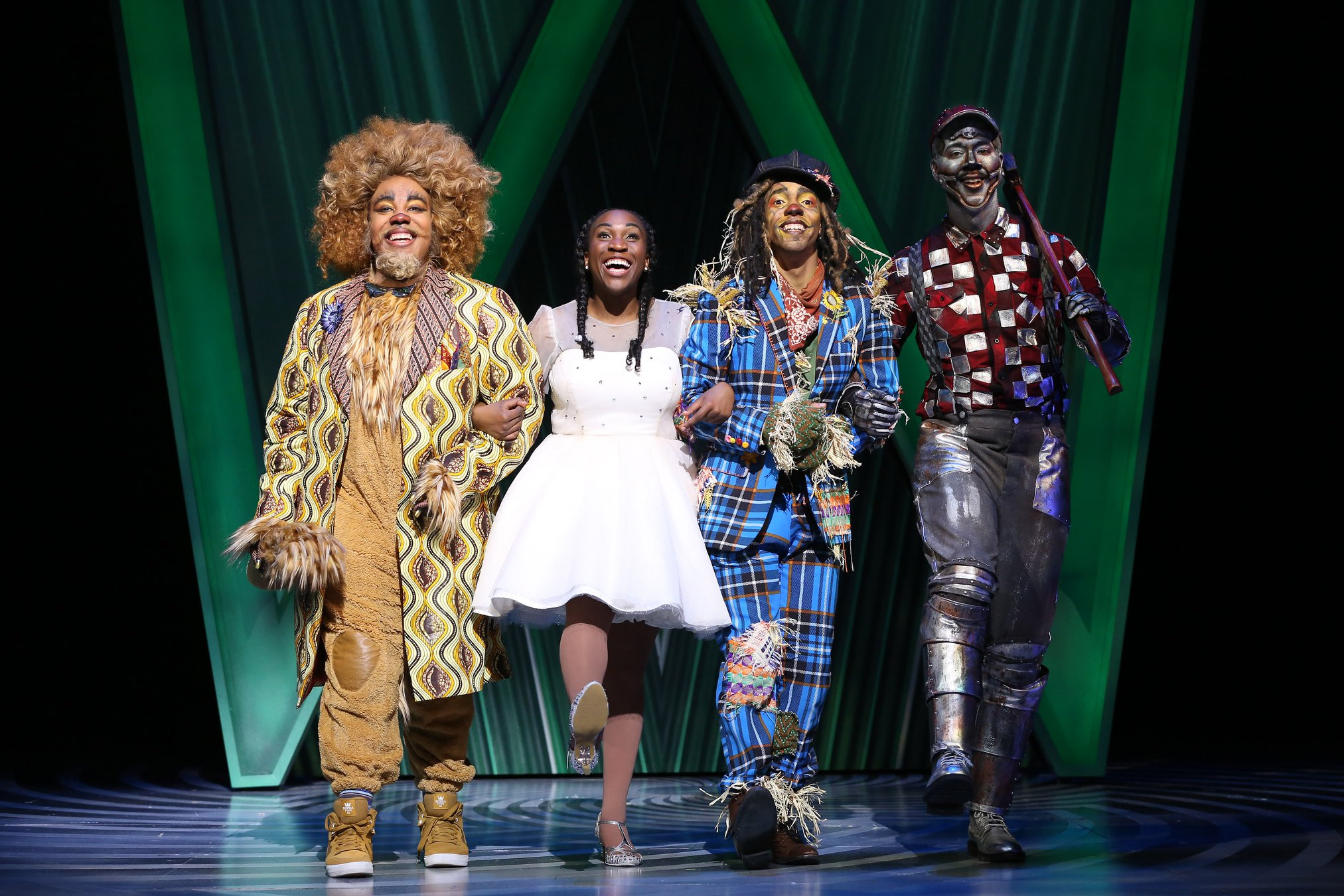 THe Wiz Friends Fords