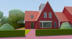 uitbreiding woonhuis te Doorwerth