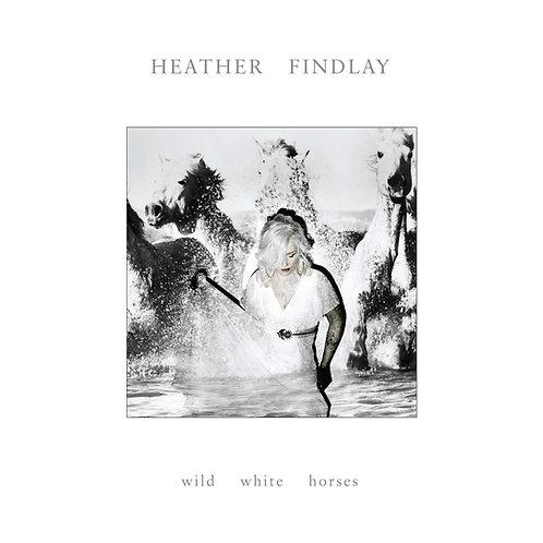 Signed Wild White Horses - Digipak CD