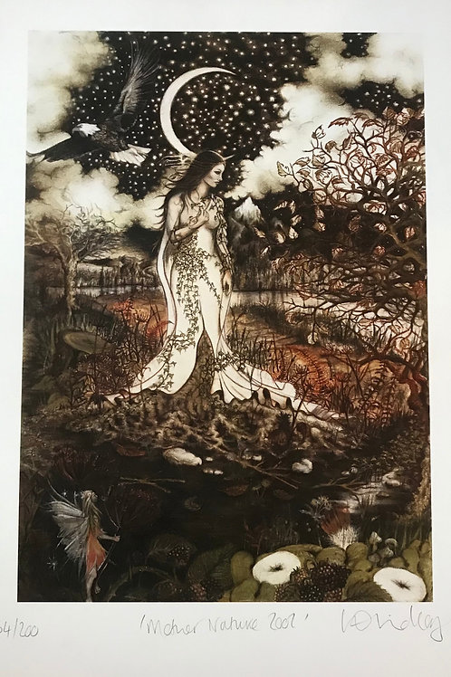 Mother Nature 2002 Print - Signed & numbered