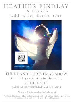 Heather Findlay ~ Christmas Show