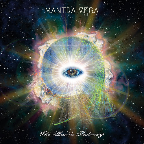 Signed Mantra Vega - The Illusion's Reckoning