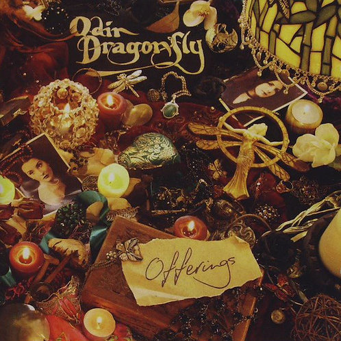 Signed Odin Dragonfly - Offerings
