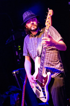 Stu Fleatcher ~ Bass