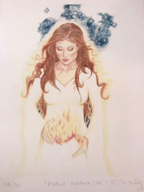 Mother Nature 2000 Print - Signed & numbered