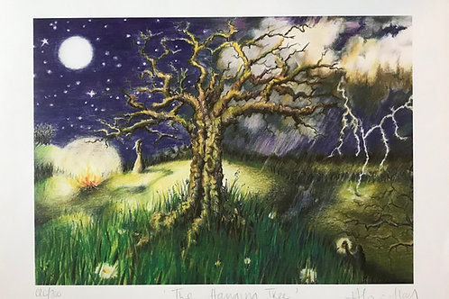 'The Hanging Tree' Print - Signed & Numbered