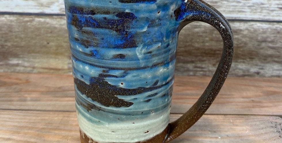 Cobalt Tall Mug 04