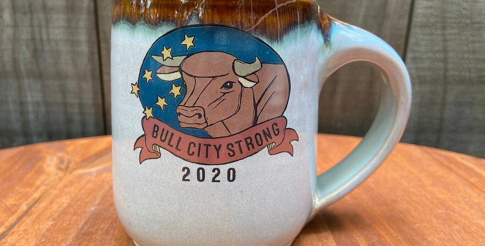 Bull City Strong Mug 013
