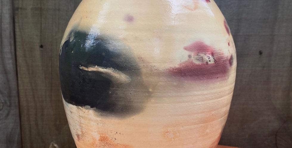 Pit Fired Vase 04